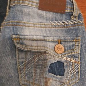 Justice girls sz 14 jeans
